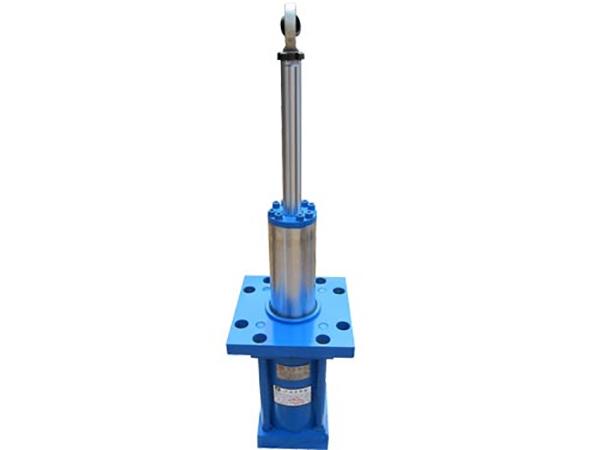 Multi-stage oil cylinder-multi-stage oil cylinder for mining machine