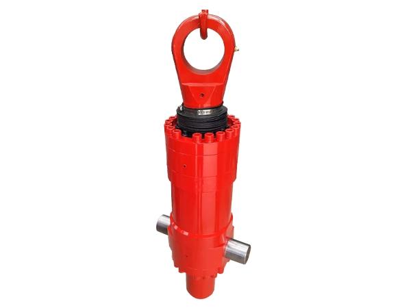 Cement equipment cylinder