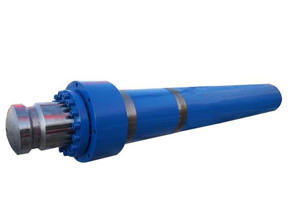 Cylinder for wind power plant-fl1--1